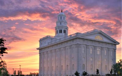 On a Day Like Today, I'd Give Anything to go to the Temple